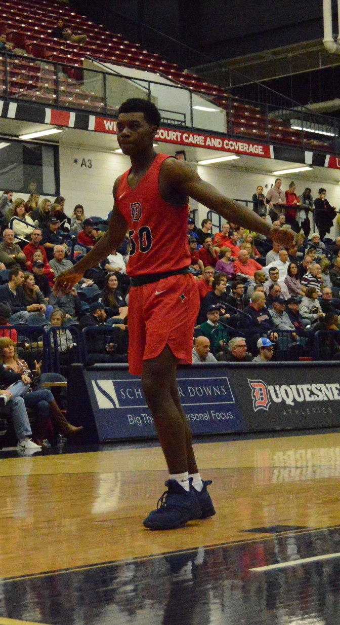Post Game Thoughts: Longwood