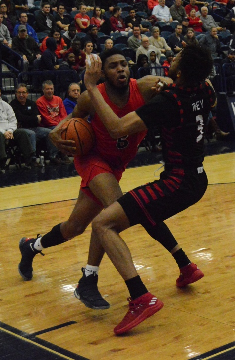 Marcus Weathers, Duquesne